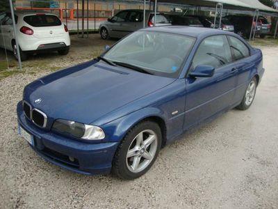 usata BMW 318 Ci 1.8 Coupè