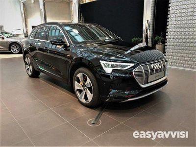 brugt Audi E-Tron - 55 quattro 400 cv. elettrica