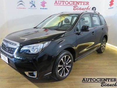 usata Subaru Forester 2.0d Lineartronic Sport Unlimited