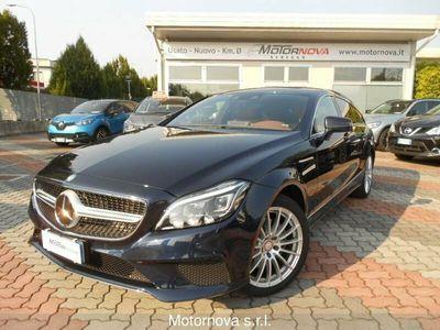 usata Mercedes CLS350 CLSd SW 4Matic Premium EURO6