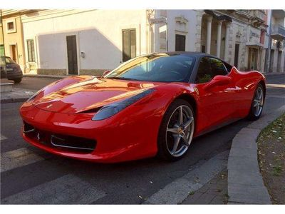usata Ferrari 458 Italia (GARANZIA NEW-POWER)