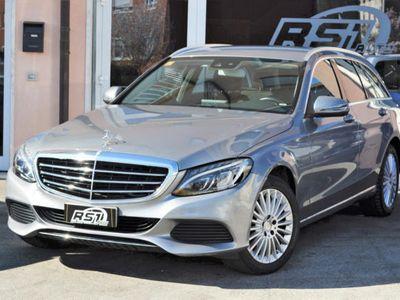 gebraucht Mercedes C220 d S.W Exclusive - Euro 6