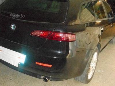 usata Alfa Romeo 159 2.4 JTDm 20V 210 CV Q4 Sportwagon Exclusive