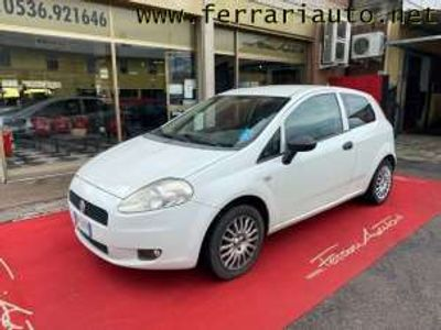 usata Fiat Grande Punto Grande Punto Active 3p GPL SCADUTO DA COMMERCIANTE Benzina