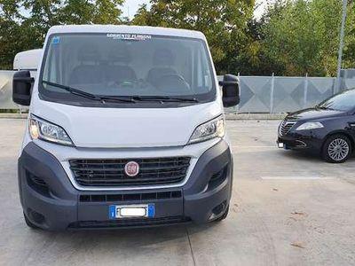 usata Fiat Ducato PASSO CORTO 2.3 MJT 130 CV TAGLIANDATO -2016