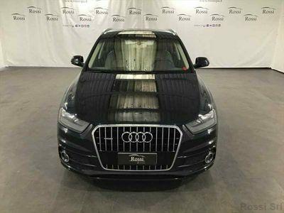 used Audi Q3 2.0 tdi S line edition quattro 140cv