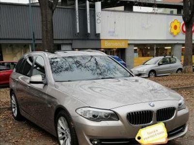 usata BMW 535 d touring accessori unici in Europa