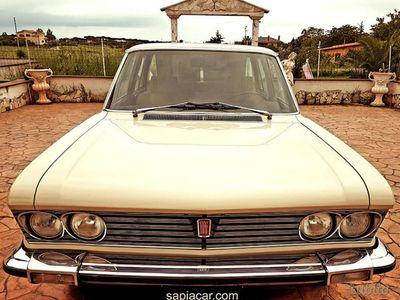 brugt Fiat 130 1303.2 manuale ultima serie targhe ner
