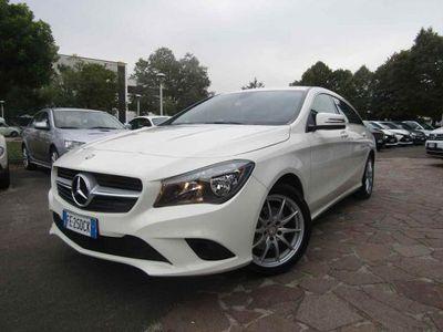 begagnad Mercedes CLA180 CLA 180 S.W. ExecutiveS.W. Executive