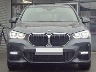 usata BMW X1 M Sport Sdrive 20i Steptronic +18 Zoll+navi+d