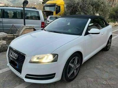 usata Audi A3 Cabriolet A3 1.4 16V TFSI S tronic Ambition