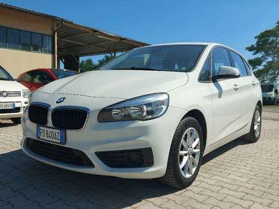 usata BMW 214 Active Tourer Serie 2 A.T. (F45) Luxury