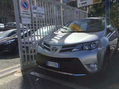 used Toyota RAV4 2.2 D-CAT A/T 4WD Lounge