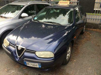 usata Alfa Romeo 156 1561.9 JTD SW Exclusive