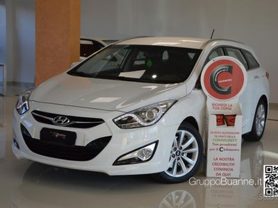 usata Hyundai i40 Wagon 1.7 CRDi 136CV Business NAVI/T