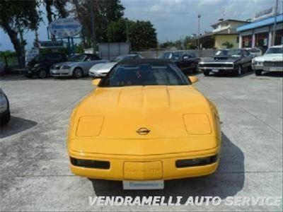 usata Chevrolet Corvette convertible