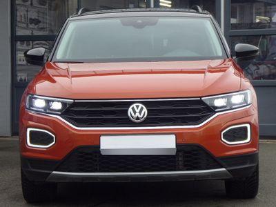 usata VW T-Roc Sport Tdi +17 Zoll+fahrerassistenzpaket Pl