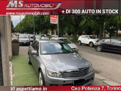 usata Mercedes C200 CDI Berlina BlueEFFICIENCY *Automatica*
