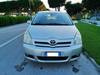 usata Toyota Corolla Verso 2.0 16V D-4D Sol 7 Posti Re