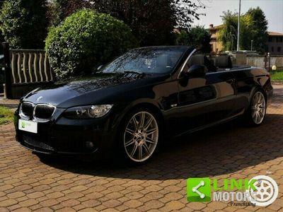 usata BMW 320 Serie 3 Cabrio d Msport