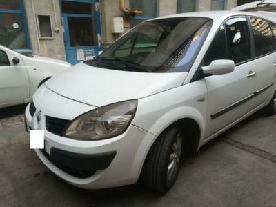 gebraucht Renault Scénic Grand 1.9 dci 130cv 7 posti EX TAXI