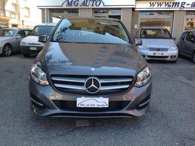 gebraucht Mercedes B180 d Executive UNICO PROP 10.000 KM EURO 6B