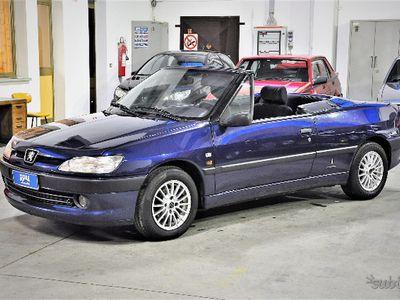 used Peugeot 306 Cabriolet 1.6i cat Neopatentati Frizion