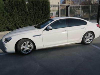 używany BMW 640 Serie 6 G.C. (F06) xDrive Gran Coupé Msport Edi