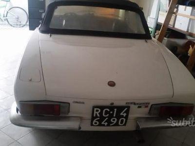 usata Fiat 124 Spider - Anni 70
