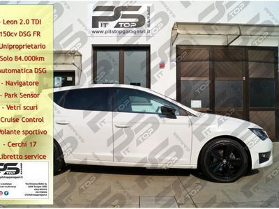 usata Seat Leon 2.0 TDI 150cv DSG FR 5p. Uniproprietario