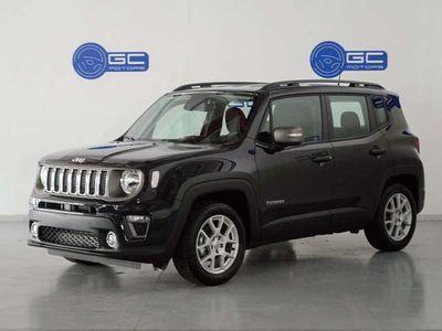 "usata Jeep Renegade 1.6 Mjt 120 CV Limited Navi 8,4""-Function Pack II"