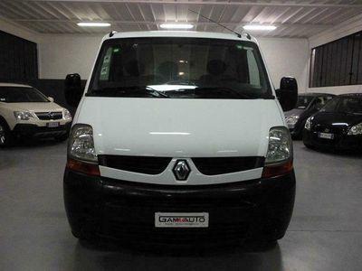 usata Renault Master 2.5 dci 120cv euro 4 fap