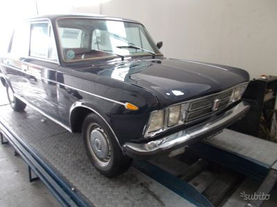 second-hand Fiat 125 special 1600