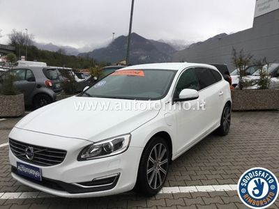 used Volvo V60 V602.4 D6 TE Summum geartronic