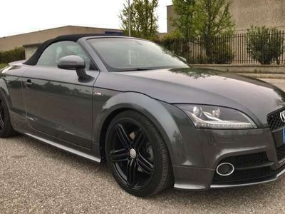 usata Audi TT Roadster 2.0 TDI quattro S-Line Advanced Plus