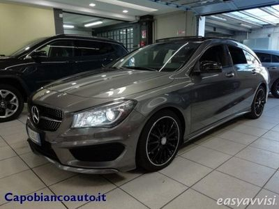 usata Mercedes CLA250 Shooting Brake 4Matic Automatic Premium+TETTO