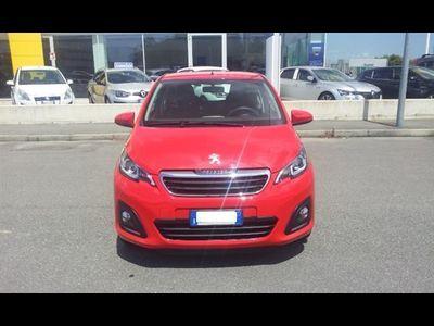 usata Peugeot 108 10 12v Allure 3p