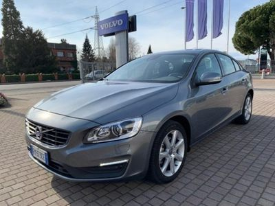 brugt Volvo S60 D2 Geartronic Kinetic usato