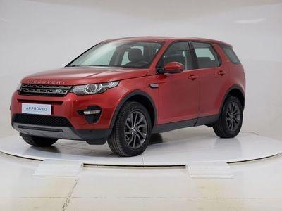 usata Land Rover Discovery Sport 2.0 TD4 180 CV SE