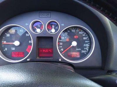 usata Audi TT Roadster TT Roadster 1.8 T 20V 179 CV cat