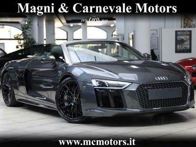 usata Audi R8 Coupé SPYDER|236.000 LISTINO|B&O|CARBON PACK|TELECAMERA rif. 11090275