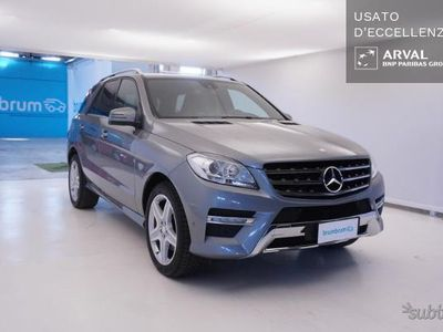 used Mercedes ML250 Premium 4matic auto 204cv