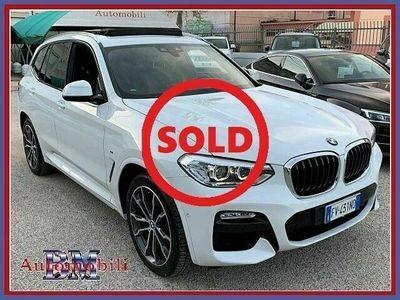 usata BMW X3 xDrive20d Msport IVA TETTO NAVI KAMERA C20 4X4 LED