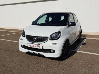 używany Smart ForFour BRABUS 0.9 Turbo twinamic Xclusive