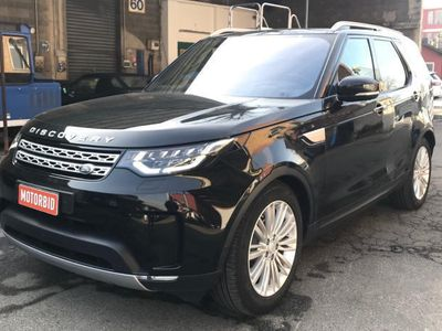 used Land Rover Discovery 5 2.0 D 240 HP HSE LUXURY AWD AUTOMATIC MY17