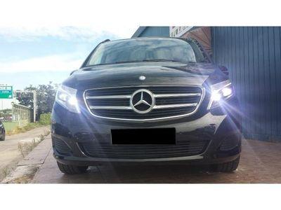 usata Mercedes V250 Cdi Bt Automatic Sport 8 Posti Navi Xenon Pelle