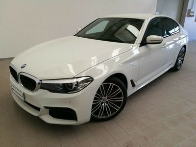 usata BMW 518 d Msport