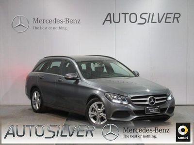 gebraucht Mercedes C220 d S.W. Auto Business