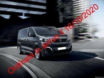 usata Peugeot Traveller BlueHDi 120 S&S Compact Active