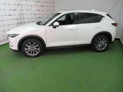 usata Mazda CX-5 2.5L Skyactiv-G 194CV aut. 4WD Exclusive del 2019 usata a Saronno